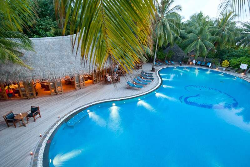 VILU REEF BEACH & SPA RESORT 5*